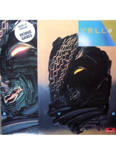 500048Yello – Stella1985Polydor – 825 461-1EX/EXFrance