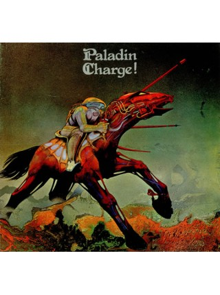 170207Paladin – Charge!2021Music On Vinyl – MOVLP2747S/SEurope