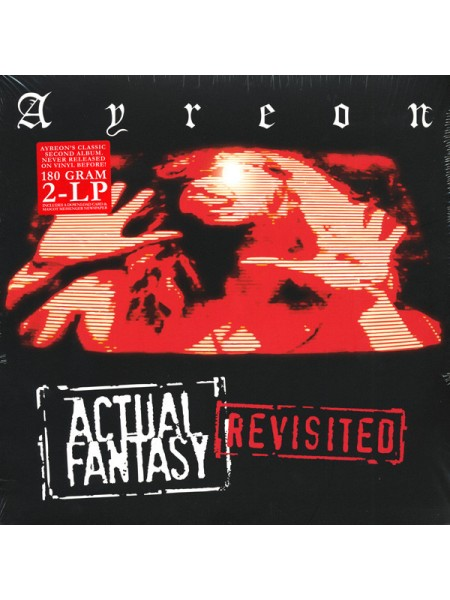 170206Ayreon – Actual Fantasy Revisited2016Music Theories Recordings – MTR 7494 1S/SEurope