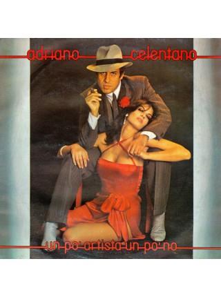 500027Adriano Celentano – Un Po' Artista Un Po' No1980Clan Celentano – CLN 20201EX/EXItaly