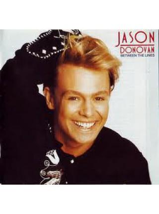 500031Jason Donovan – Between The Lines1990PWL Records – HF 14EX/EXEurope
