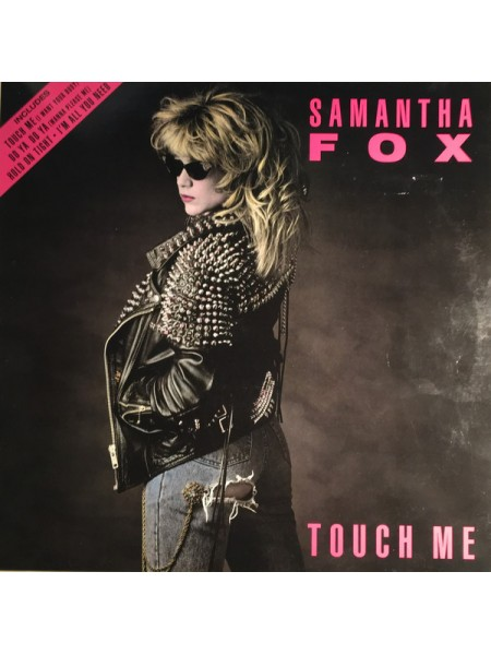 500028Samantha Fox – Touch Me1986Jive – HIP 39EX/EXScandinavia