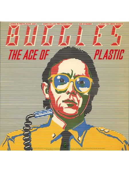 500034Buggles – The Age Of Plastic1980Island Records – ILPS 9585EX/EXScandinavia