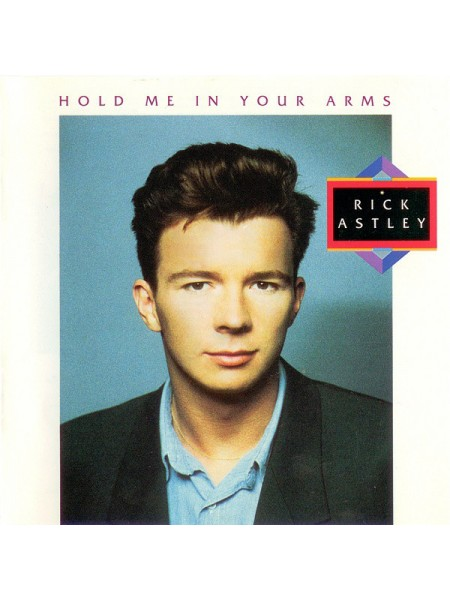 500032Rick Astley – Hold Me In Your Arms (Poster)1988RCA – PL71932NM/NMEurope