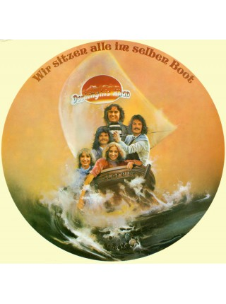500025Dschinghis Khan – Wir Sitzen Alle Im Selben Boot1981Jupiter Records – 91 248 5EX/EXGermany