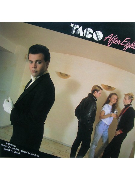 500008Taco – After Eight1982RCA – AFL1-4818EX/EXGermany