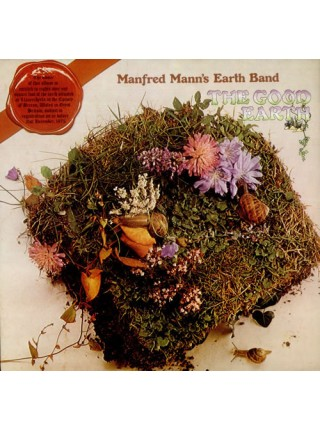 500018Manfred Mann's Earth Band – The Good Earth1974Bronze – ILPS 9306EX/EXUK