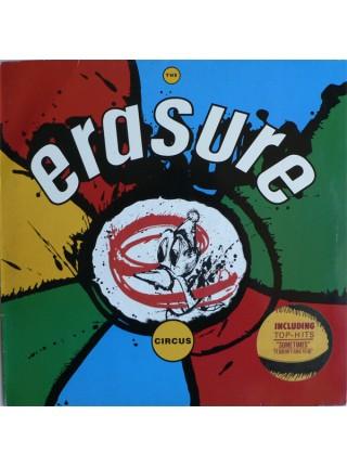 500010Erasure – The Circus1987Mute – INT 146.831, Mute – Stumm 35EX/EXGermany