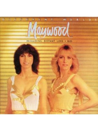 500012Maywood – Different Worlds1981CNR – 0060.444EX/EXGermany