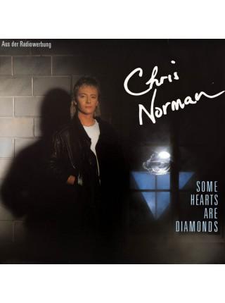 500015Chris Norman – Some Hearts Are Diamonds1986Mega Records – MRLP 3047EX/EXScandinavia