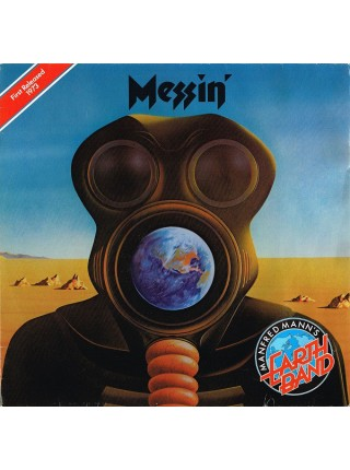500017Manfred Mann's Earth Band – Messin'1977Bronze – 28 856 XOTEX/VG+Germany