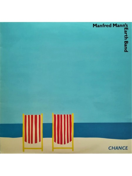 500023Manfred Mann's Earth Band – Chance1980Bronze – BRON 529EX/EXScandinavia