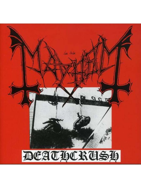 170219Mayhem – Deathcrush2013Back On Black – BOBV049LPS/SUSA
