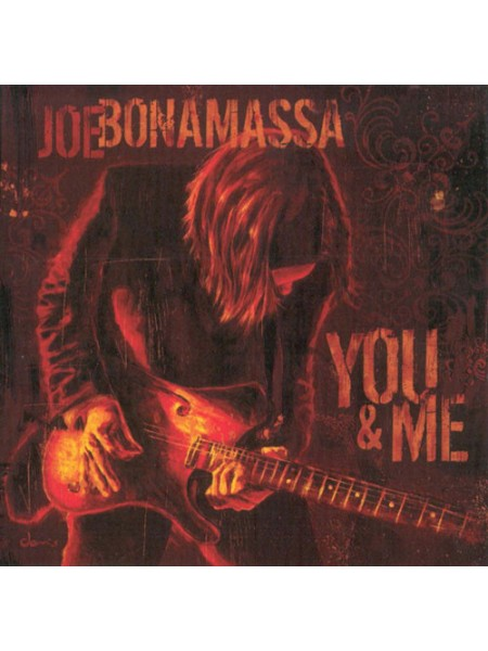 170220Joe Bonamassa – You & Me2009Provogue – PRD 7185 1S/SEurope