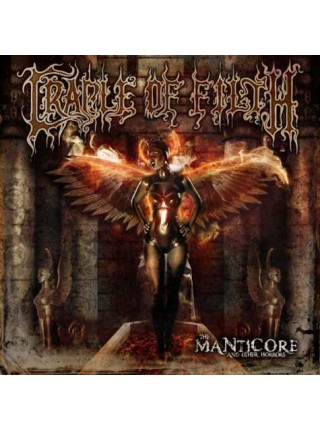 170217Cradle Of Filth – The Manticore And Other Horrors2012Peaceville – VILELP409S/SEurope