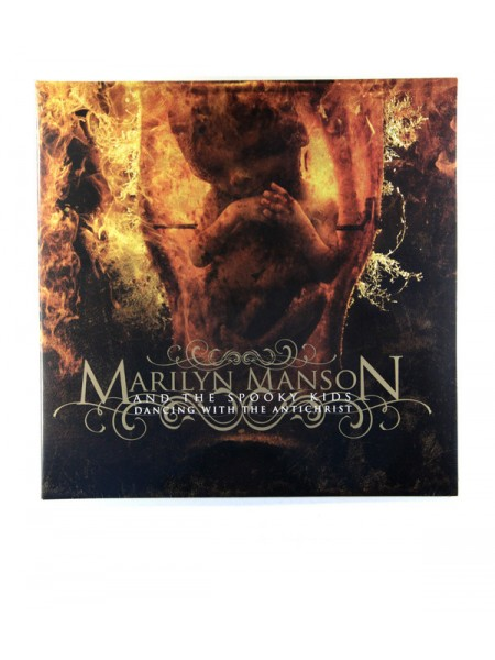 170224Marilyn Manson & The Spooky Kids – Dancing With The Antichrist2014Let Them Eat Vinyl – LETV184LPS/SUK