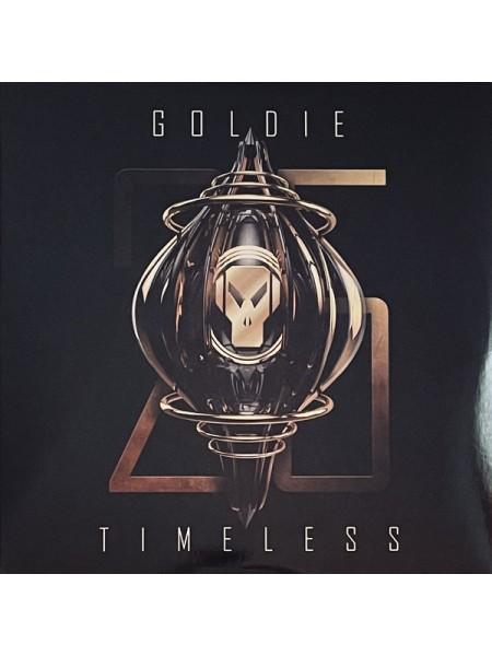 170229Goldie – Timeless (25th Anniversary Edition)2021Metalheadz – LMS551367, London Records – LMS551367S/SEurope