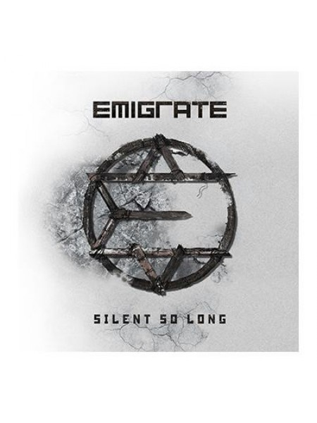 170223Emigrate – Silent So Long2014Universal Music Group – 0602537978649S/SGermany, Austria, & Switzerland