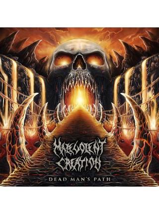 170227Malevolent Creation – Dead Man's Path2015Century Media – 9985221S/SEurope
