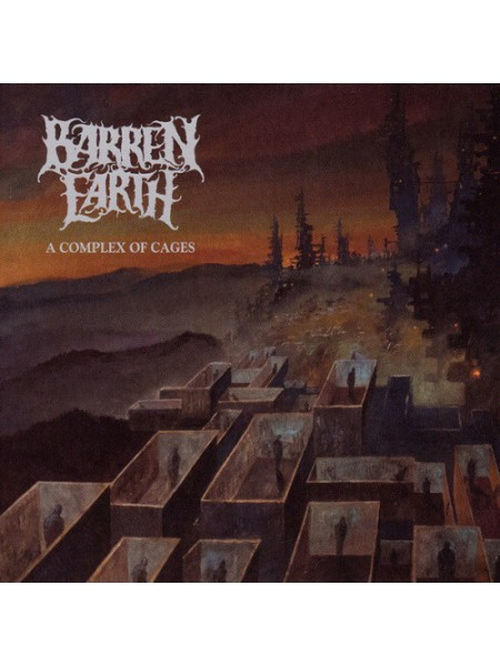 170240Barren Earth – A Complex Of Cages2018Century Media – 19075818251S/SEurope