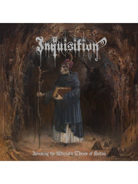 170209Inquisition – Invoking The Majestic Throne Of Satan2015Season Of Mist – SOM 338LPS/SEurope