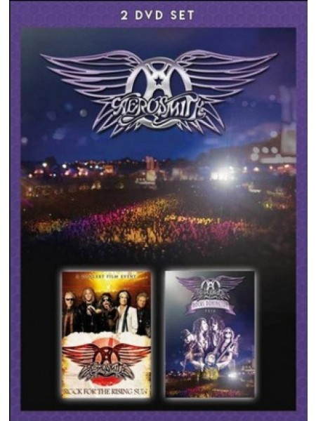 8505130053577 --Aerosmith --Rock For The Rising Sun/ Rocks Donington,DVD --2,POP,28.09.2018 0:00:00,Eagle Rock Entertainment Ltd