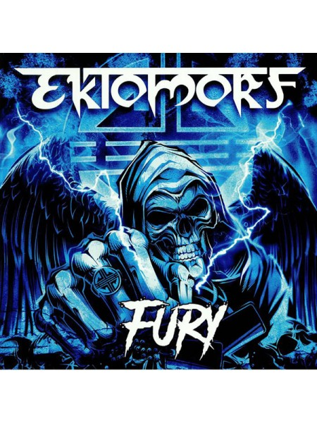 170244Ektomorf – Fury2018AFM Records – AFM 669-1S/SGermany