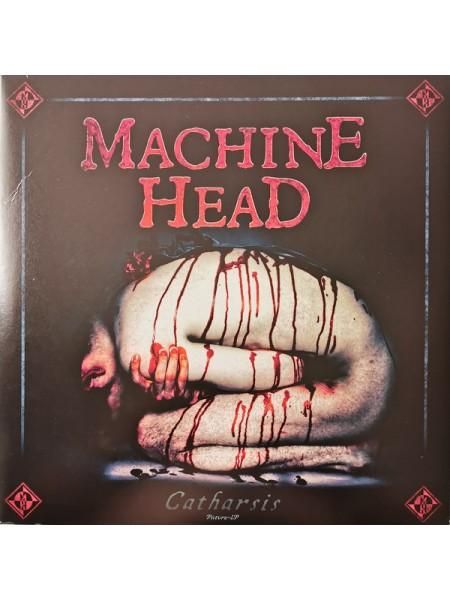 170248Machine Head  – Catharsis2018Nuclear Blast Entertainment – NE 3519-1S/SEurope