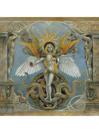 170255Aosoth – V - The Inside Scriptures2017Agonia Records – ARLP155S/SEurope