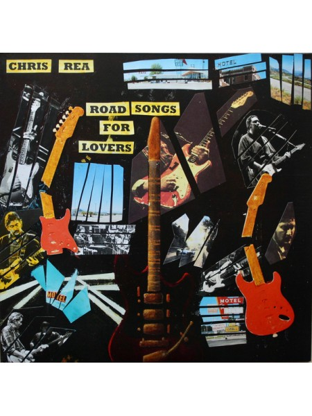170268Chris Rea – Road Songs For Lovers2017BMG – 538290841S/SUK & Europe