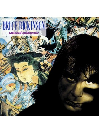 170262Bruce Dickinson – Tattooed Millionaire2017BMG – BMGCAT107LPS/SEurope
