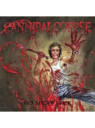 170257Cannibal Corpse – Red Before Black2017Metal Blade Records – 3984-15530-1S/SEurope