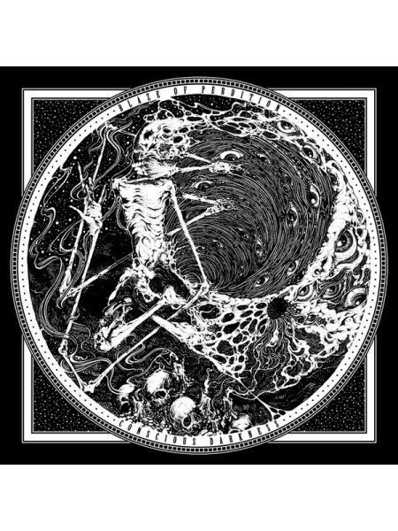 170256Blaze Of Perdition – Conscious Darkness2017Agonia Records – ARLP152S/SEurope
