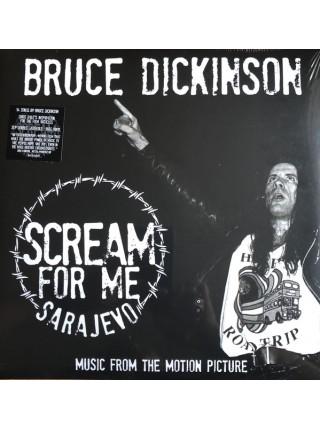 170258Bruce Dickinson – Scream For Me Sarajevo2018BMG – BMGCAT265DLPS/SUK & US