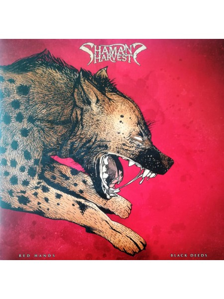 170281Shaman's Harvest – Red Hands Black Deeds2017Mascot Records (2) – M 7526 1S/SUSA & Europe