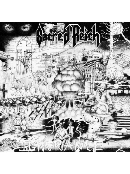 170280Sacred Reich – Ignorance2017Metal Blade Records – 3984-25032-1S/SEurope