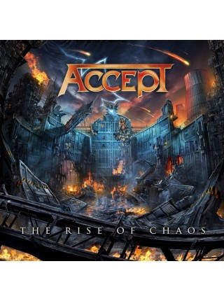 170277Accept – The Rise Of Chaos2017Nuclear Blast – NB 4012-1S/SEurope