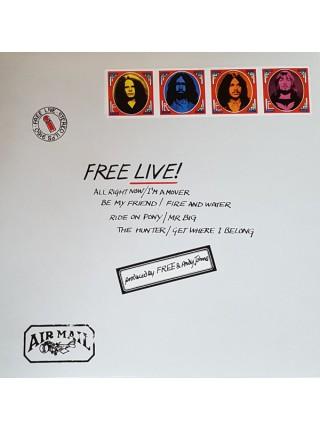 170272Free – Free Live!2017Island Records – 473 187-7S/SEurope