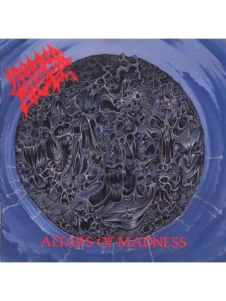 170276Morbid Angel – Altars Of Madness2020Earache – MOSH011FDRUSS/SUK