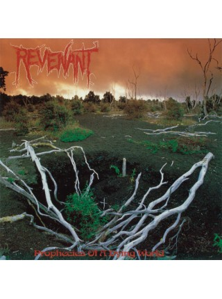 170286Revenant – Prophecies Of A Dying World2017Cosmic Key Creations – CKC020S/SNetherlands