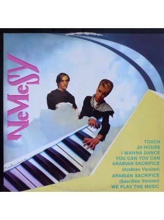 170298Nemesy – Nemesy2016SP Records (5) – SP LP 0032S/SEurope