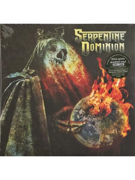170300Serpentine Dominion – Serpentine Dominion2016Metal Blade Records – 3984-15490-1S/SEurope