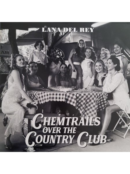 160068Lana Del Rey – Chemtrails Over The Country Club2021Polydor – 3549780S/SEurope