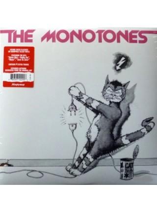 160071The Monotones  – The Monotones1980/2014Мирумир – MIR 100712S/SRussia