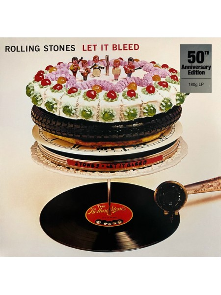 "81877185841---Rolling Stones – Let It Bleed""ABKCO – 018771858416""LP1POPTOP22.11.20190:00:00ABKCOS/S"
