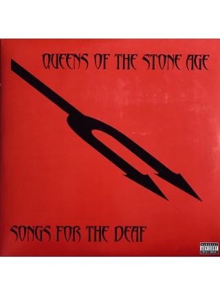 860250810858---Queens Of The Stone Age – Songs For The DeafInterscope Records – B0030916-01, UMe – B0030916-01LP2POPTOP22.11.20190:00:00UME(USM)S/S