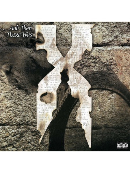 860254734098---DMX – ...And Then There Was XRuff Ryders – B0023260-01LP2POPTOP22.10.20210:00:00UME(USM)S/S