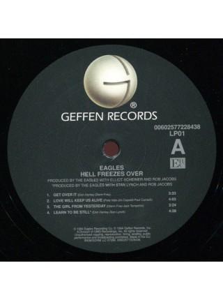 860257718985---Eagles – Hell Freezes OverGeffen Records – 00602577189852LP2POPTOP08.03.20190:00:00UME(USM)S/S