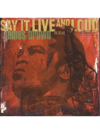 860256771050---James Brown – Say It Live And Loud (08.26.68 Live In Dallas)Republic Records – B0028607-01LP2POPTOP10.05.20190:00:00UME(USM)S/S