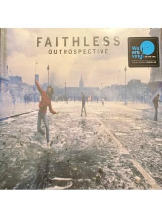 """9151646--Faithless – OutrospectiveSony Music – 88985422791, Legacy – 88985422791""""07.07.2017180 Gram2SONY12"""""""" винил/33. АльбомFUL""""S/S"""